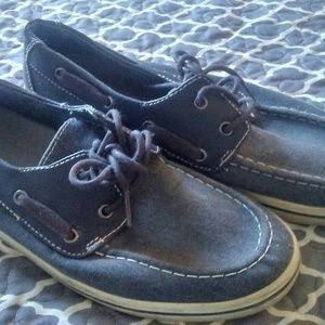 Other - Boys Navy Boat Shoes